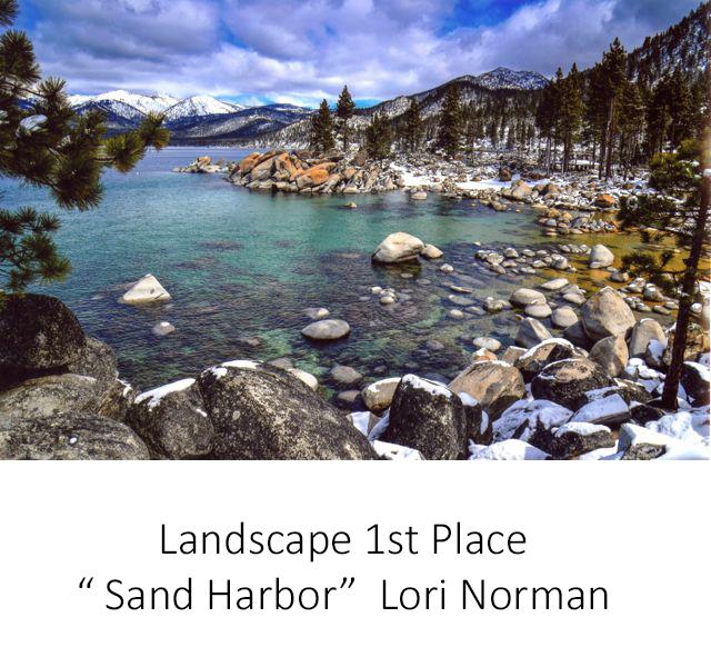 1st Place Landscapes