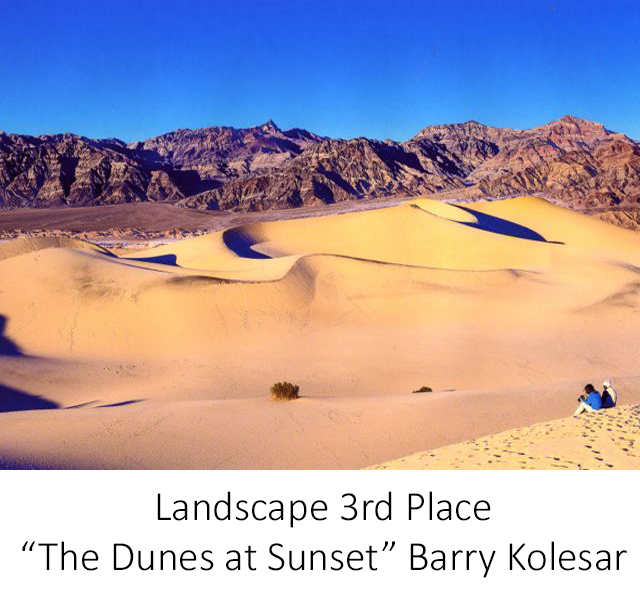 3rd  Place Landscapes