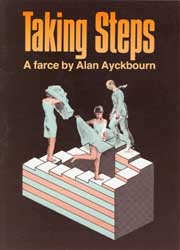 Taking Steps Playbill