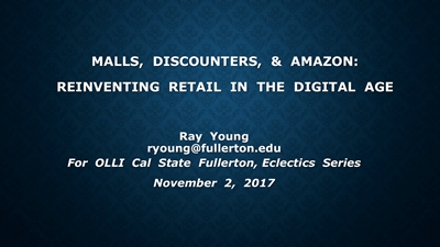 Click to view Malls video 11-2-17