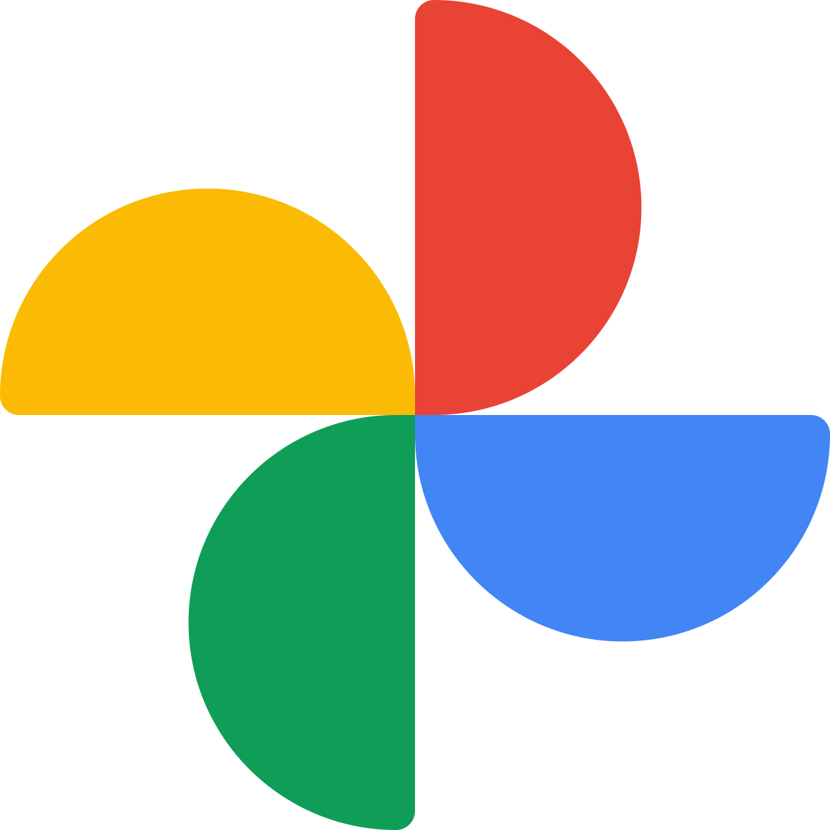 2020 Google Photos icon