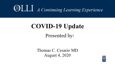 Click here to see Dr. Cesarios Covid 19 update