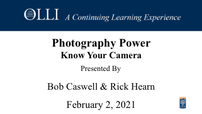 Click here to view Photography Power 02-02-21