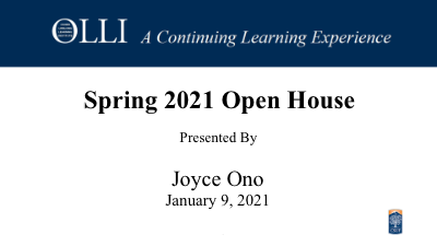 Click here to view Spring Open House 1-9-21